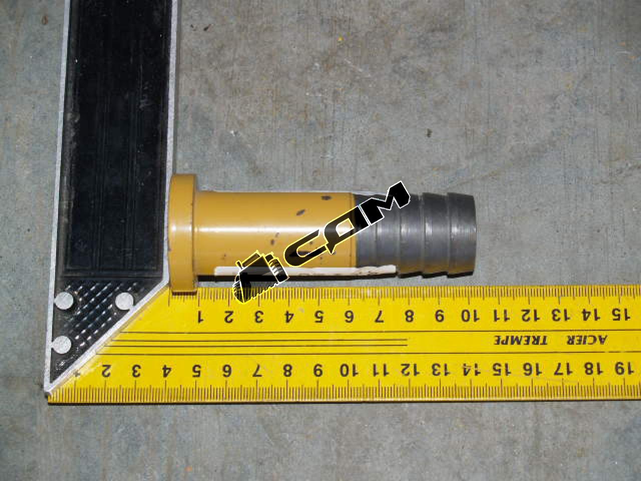 Патрубок впускной подачи масла рулевого управления CDM833  306011-011D